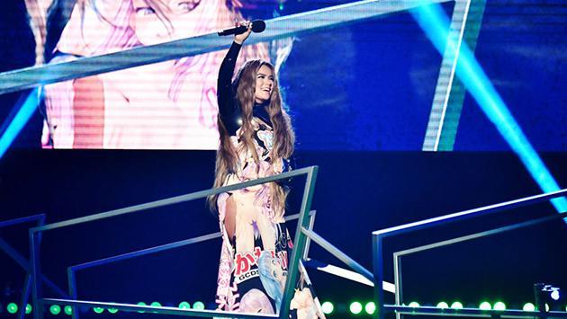 Karol G es la artista latina femenina con el mayor número de nominaciones en los MTV Video Music Awards