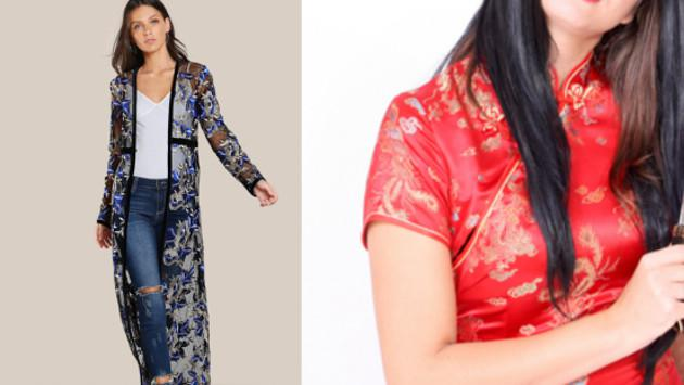Kimono, la prenda perfecta para el cambio de estación