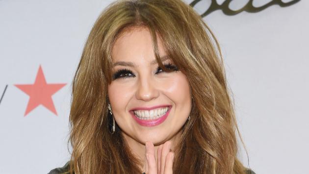 Thalía busca alcanzar el billón de reproducciones de 'No me acuerdo'