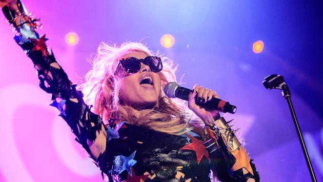Paulina Rubio afirma que su música es optimista