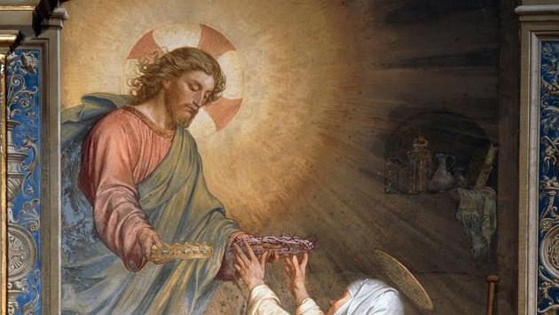 La corona de pureza y la corona de martirio