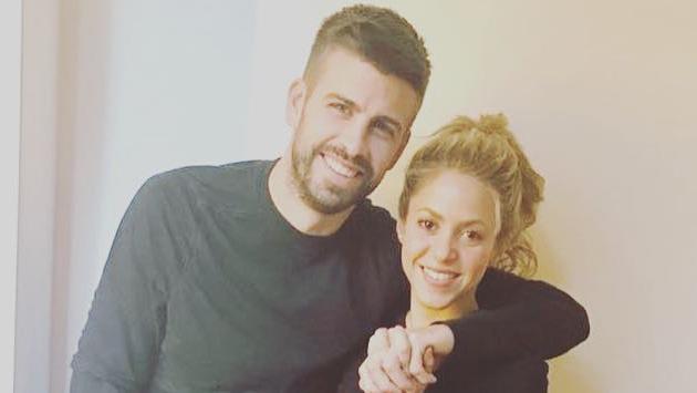 Shakira y Piqué tuvieron una cita romántica
