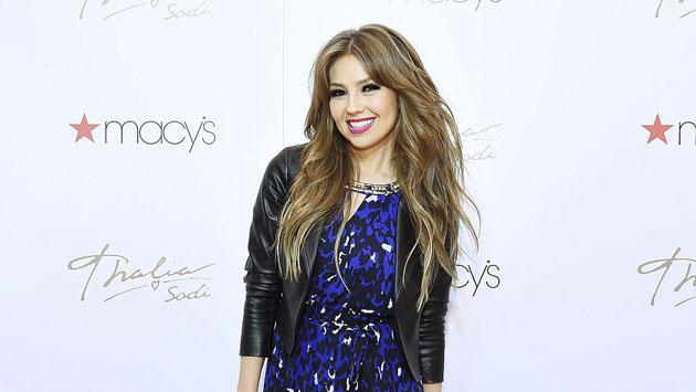 ¿La hija de Thalía sigue sus pasos en la música?