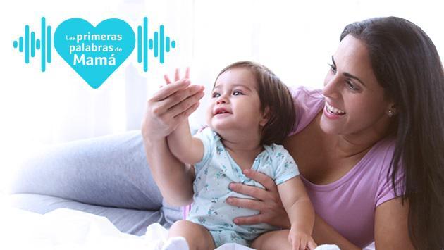 La importancia de la voz de la mamá para su bebé