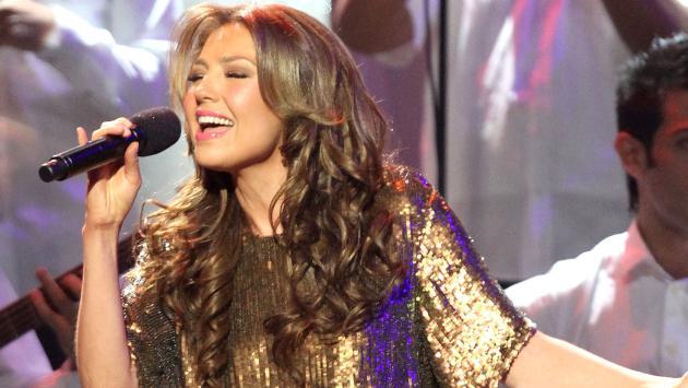 Thalía se presentará el 17 de noviembre en Los Ángeles