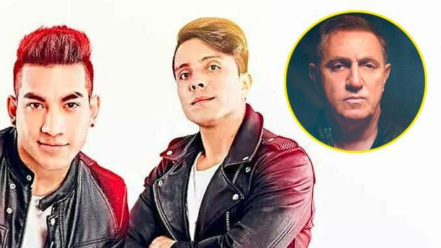 La lección que el dúo Idéntico jamás olvidará de Franco De Vita