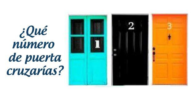 La puerta que cruces te revelará un gran secreto