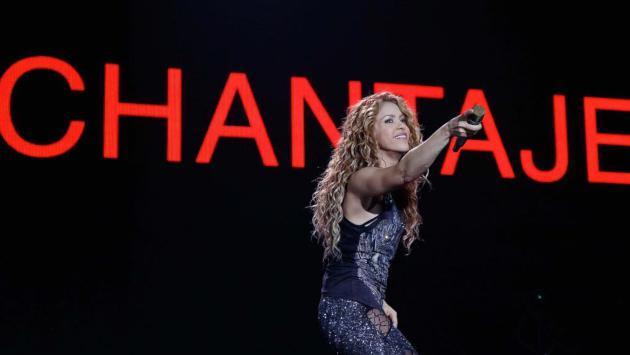 Así pasó Shakira la Navidad