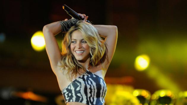 Las 4 canciones de Shakira que alcanzaron el top 10 del Hot 100