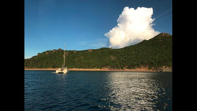 La última aventura de GianMarco por el Caribe [FOTOS Y VIDEO]