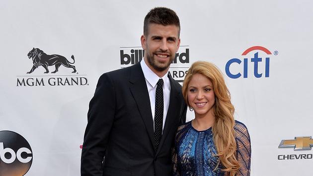 Las fotos que demuestran la bonita relación de Shakira y Piqué
