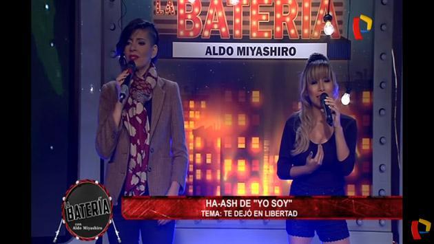 Las imitadoras de Ha*Ash cantan para ti 'Te dejo en libertad' [VIDEO]