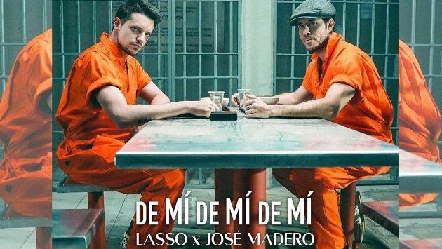 Lasso y José Madero presentan 'De mí, de mí, de mí'