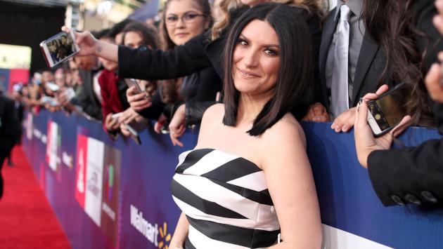 Laura Pausini cantó en Guatemala, después de 21 años