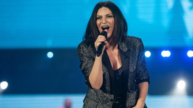 Laura Pausini celebró un año de 'Nadie ha dicho'