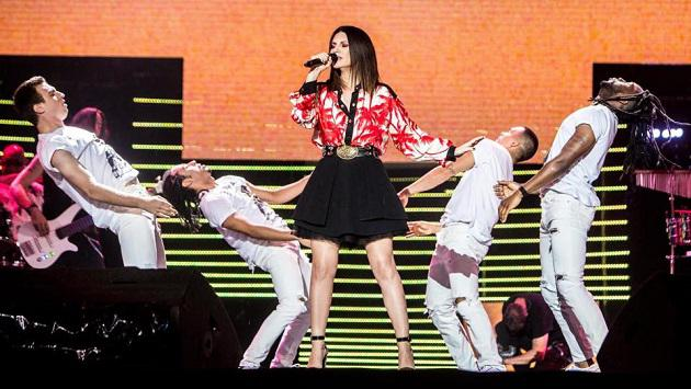 Laura Pausini afina detalles de su gira 'World Wide Tour'