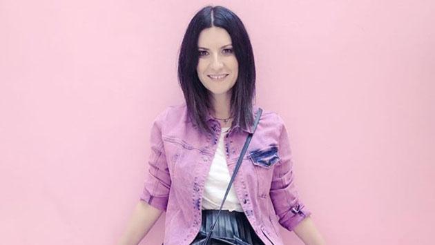 Laura Pausini agradece traición de su primer amor