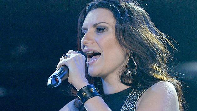 Las lágrimas de Laura Pausini tras formar parte de la lucha contra el hambre