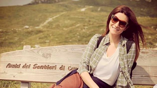 Laura Pausini celebró con fotos 15 años con el amor de su vida