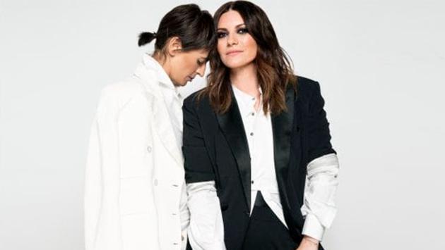 Laura Pausini estrena 'Verdades a medias' junto a BEBE