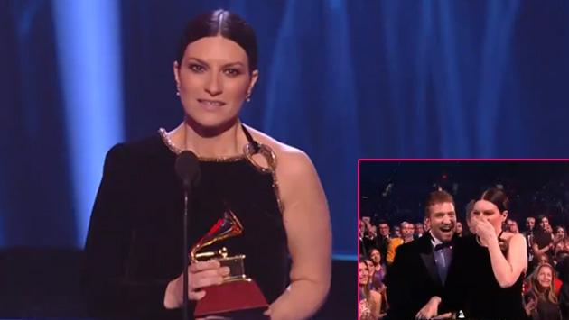 Laura Pausini ganó un Grammy Latino en la categoría Mejor Álbum Vocal Pop Tradicional