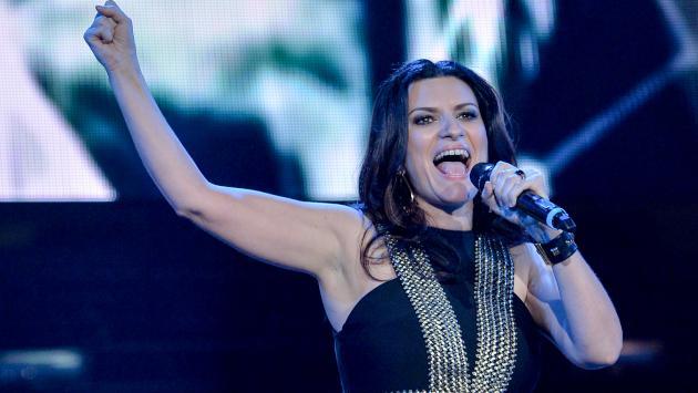Mira por qué Laura Pausini dice que heredó el talento de su padre