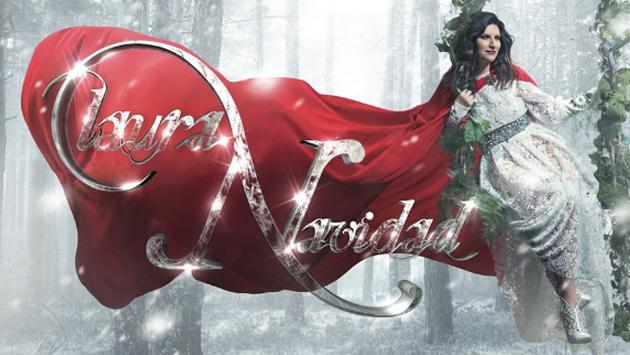Laura Pausini lanza disco 'Laura Navidad' (VIDEO)
