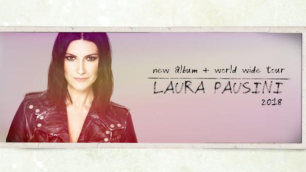 Ritmo Romántica presenta a Laura Pausini en concierto