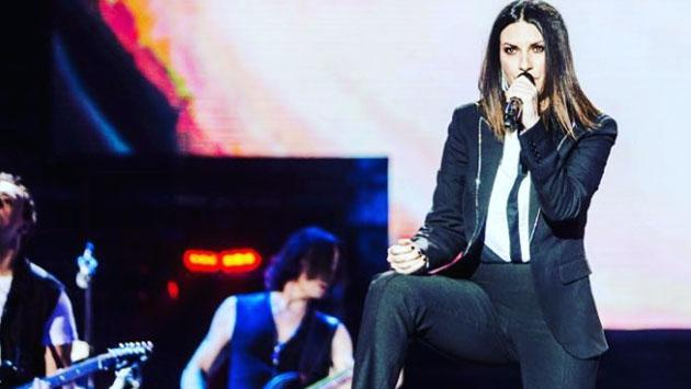 Laura Pausini no se considera una 'diva'