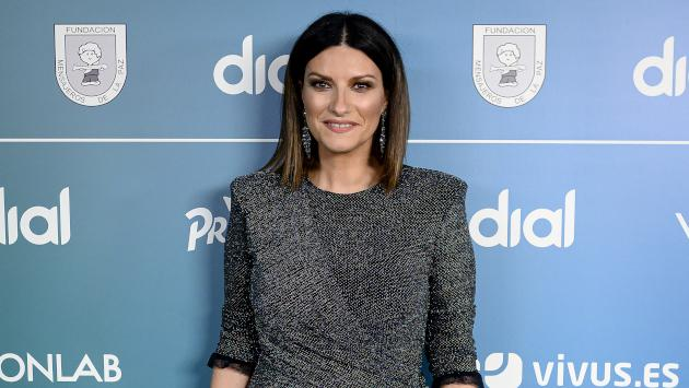 Laura Pausini recibió este premio en los 40 Music Awards
