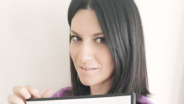 Laura Pausini recuerda su nominación a los Emmy Awards