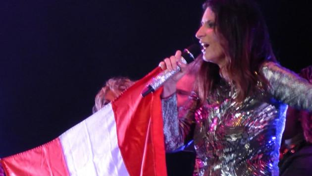 Laura Pausini regresa al Perú