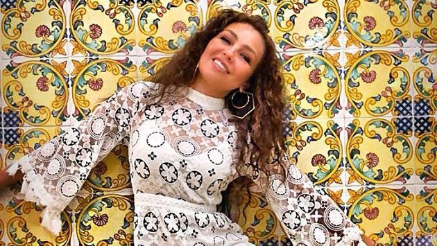 Lo que Thalía recuerda de Celia Cruz