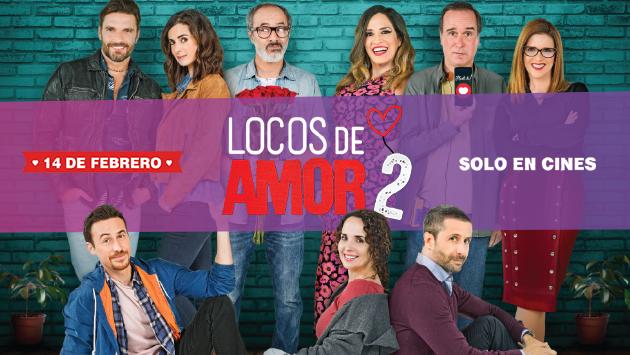 Tondero estrenó 'Locos de amor 2'