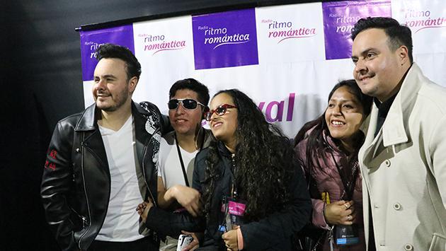 Río Roma reveló detalles de su próximo disco 'Rojo' en Ritmo Romántica
