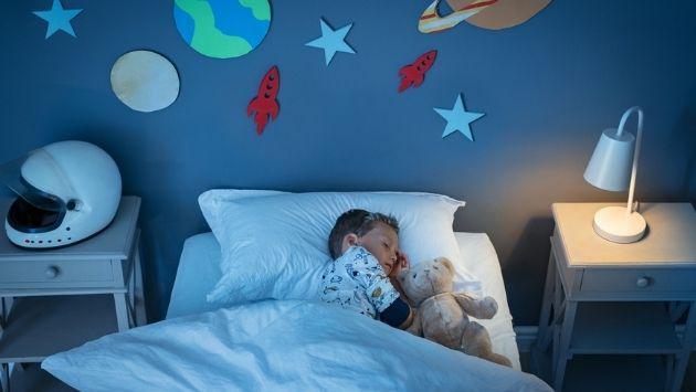 ¡Los niños de vacaciones! ¿Cómo hacer para que la rutina de sueño no se vea afectada?
