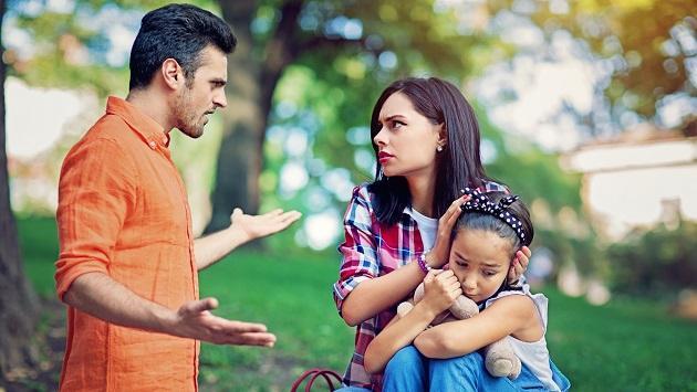 La ruptura de pareja y cómo comunicar el hecho a los hijos