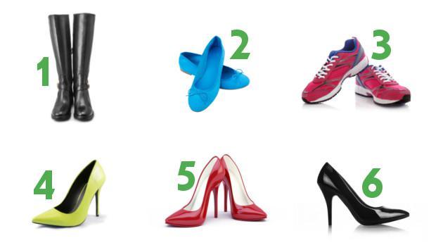 Los zapatos que más te gustan revelan tu personalidad