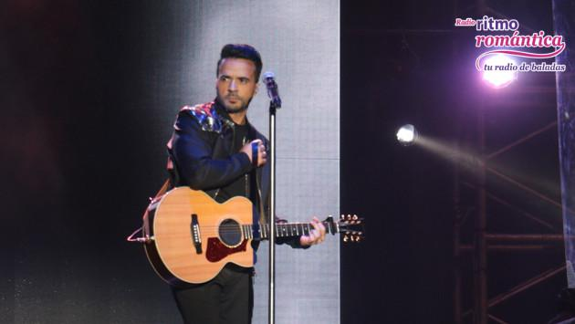 Luis Fonsi conquistó Lima con su 'Love + Dance World Tour'