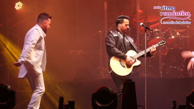 Luis Fonsi conquistó Lima con su 'Love + Dance World Tour'