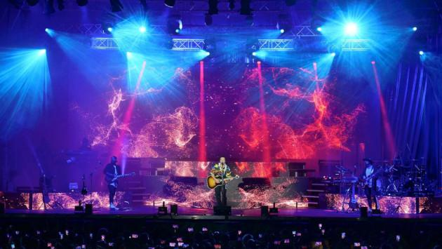 """Luis Fonsi: """"Estamos en el momento donde los artistas más nos apoyamos"""""""
