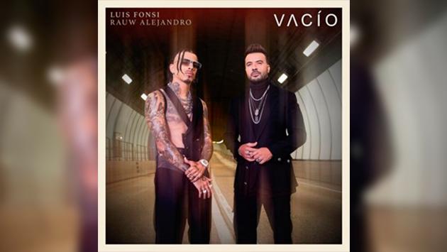 Luis Fonsi estrena tema y video 'Vacío' junto a Rauw Alejandro