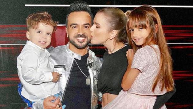 Luis Fonsi felicita a su esposa, Águeda López, por este logro
