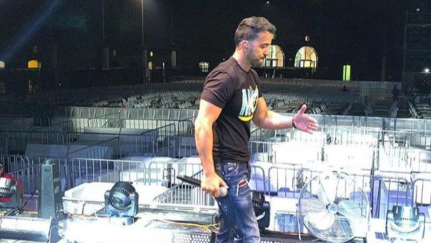 Luis Fonsi llega a Panamá para su 'Love & Dance World Tour'