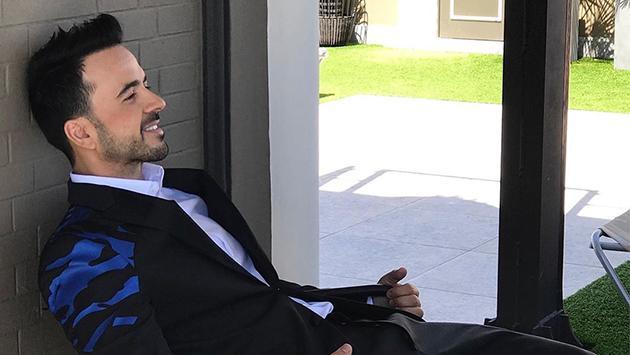 Luis Fonsi se convierte en gamer durante la cuarentena