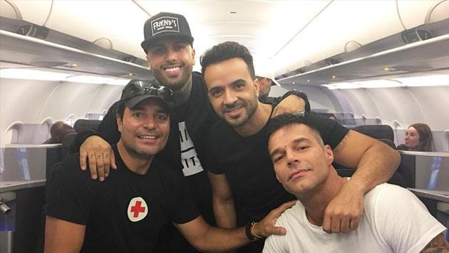 Luis Fonsi, Ricky Martin, Chayanne y lo mejor de Puerto Rico, unidos por esta razón