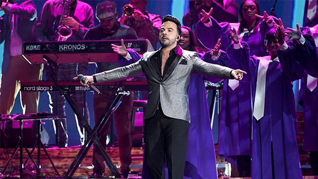 """Luis Fonsi: """"Ver mi nombre junto a gente que admiro en los Grammy me hace feliz"""""""