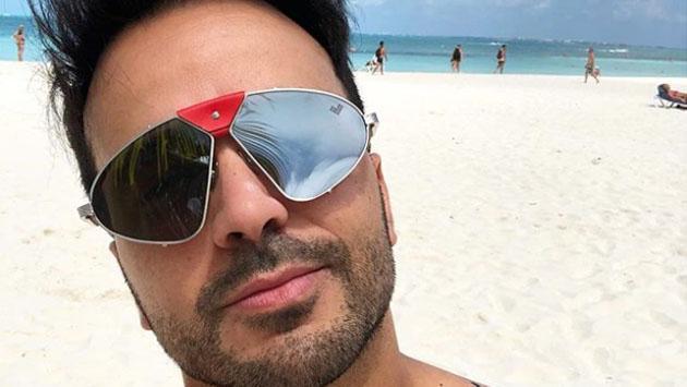 Luis Fonsi y su esposa alborotan las redes con sus fotos en Cancún