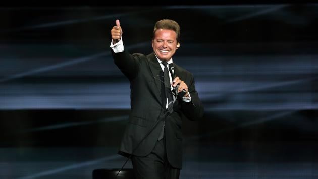 Luis Miguel ganó su sexto Grammy