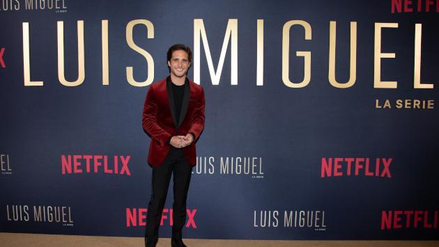 ¿Diego Boneta confirma segunda temporada de 'Luis Miguel'?